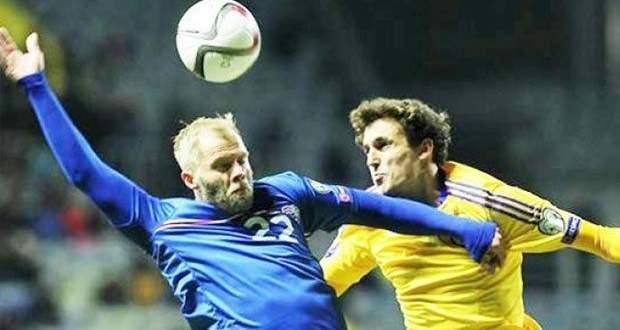 İzlanda da final biletini aldı