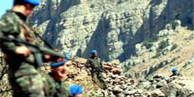 250 terörist çember içine alındı