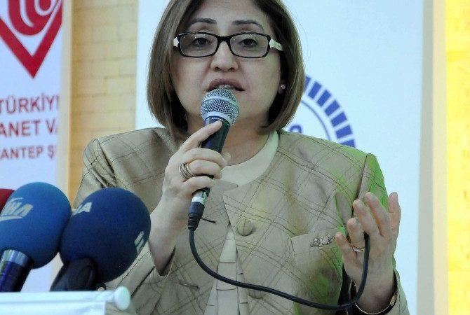 Fatma Şahin Dağlıca'daki Saldırıyı Kınadı