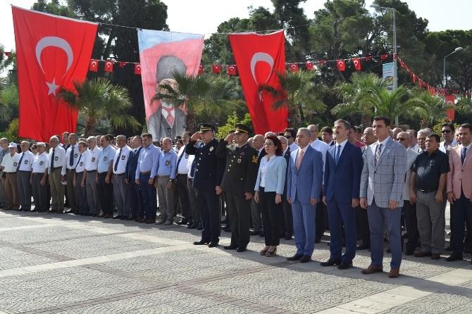 Turgutlu'nun Kurtuluşun 93. Yıl Dönümü Kutlandı