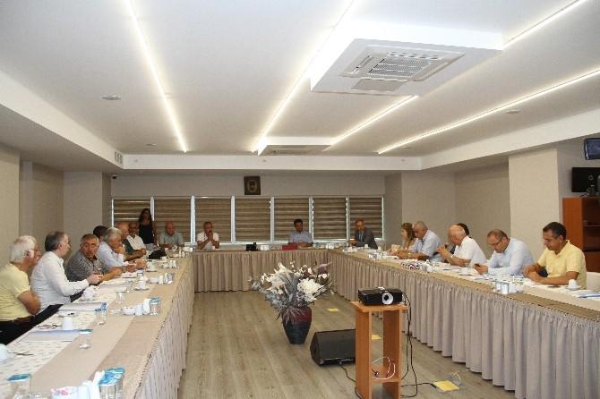 Kartallı Muhtarlar Eylül Ayı Toplantısında Bir Araya Geldi