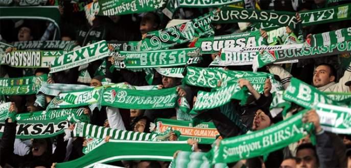 TFF'den Bursaspor'a ihtar cezası