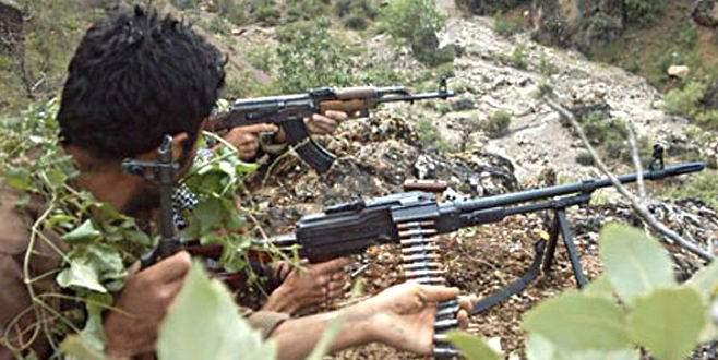 PKK orada da saldırılara başladı!