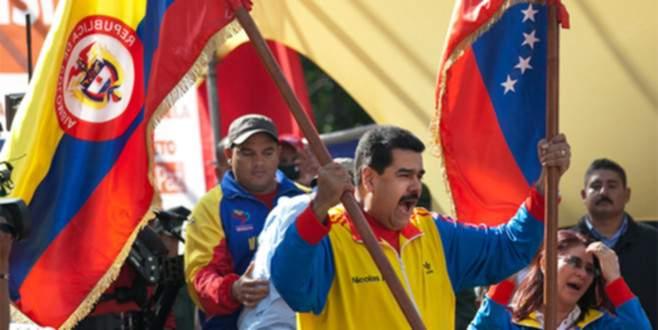 Venezuela, Kolombiya'da sınır kapattı