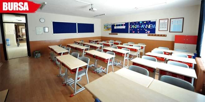 Okullar yeni eğitim öğretim yılına hazır