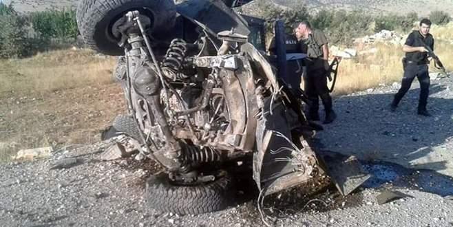 Mardin'den acı haber! 1 polis şehit