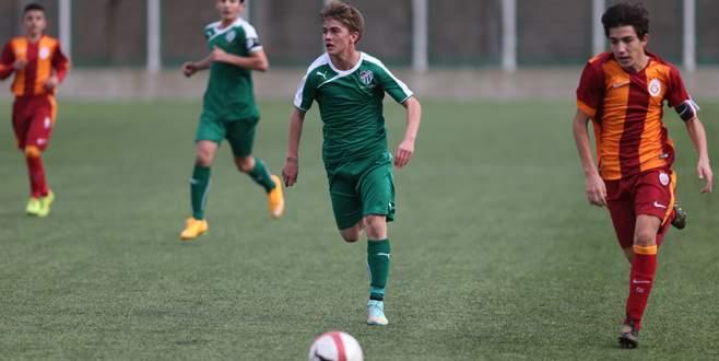 İbrahim Turan U15 Milli Takım'da