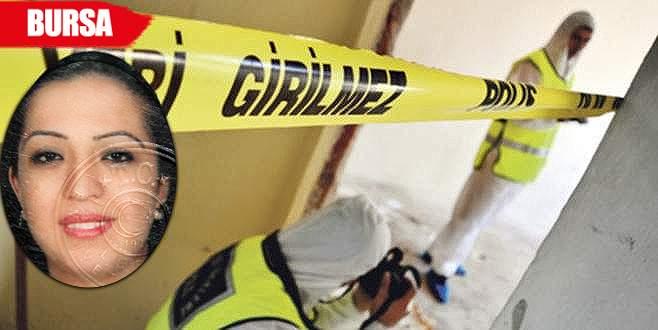 Kasiyer kız evinde ölü bulundu