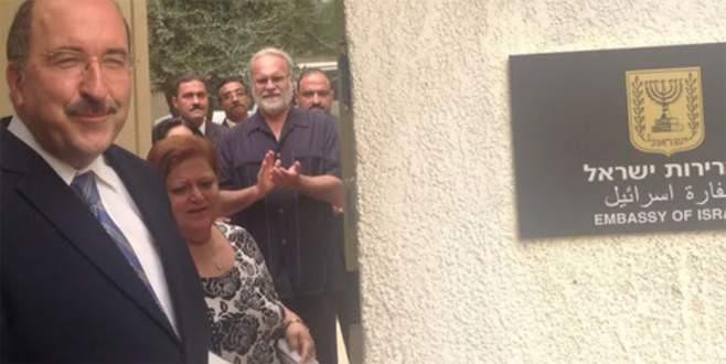 İsrail, Kahire'deki elçiliğini yeniden açtı