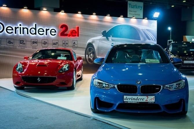 2'inci El Otomobil Satışında Yeni Dönem Cnr EXPO'da Başladı