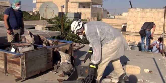 IŞİD kimyasal silah üretiyor