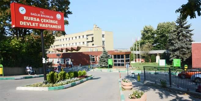 Bursa'da kiralık hastane kantini!