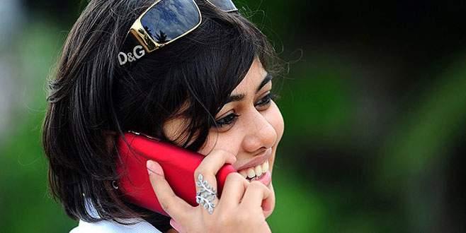 6 ayda 114,4 milyar dakika telefonla konuştuk
