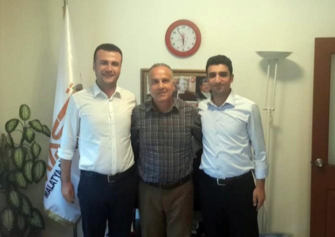 Malatya Genç Memur-sen'den Ankara'ya Ziyaret