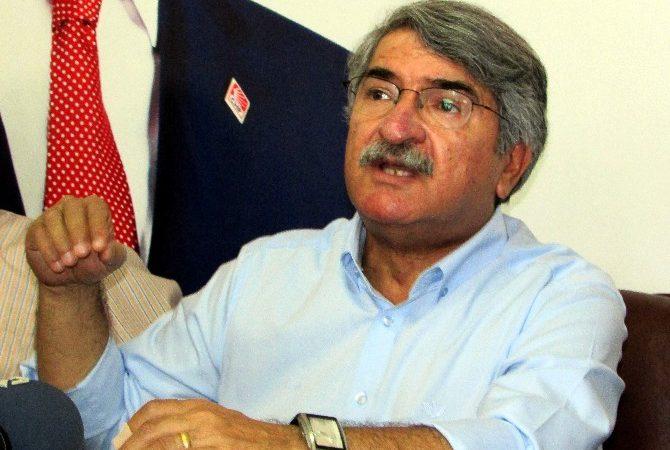 Fikri Sağlar'dan CHP Adıyaman İl Teşkilatı'na Ziyaret