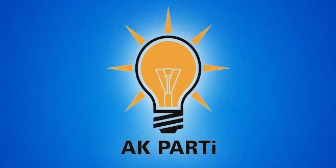 AK Parti MYK belirlendi