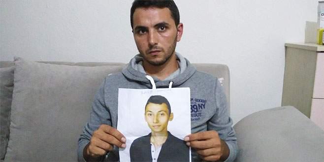 Kayıp akrabasını Bursa'da bulmayı umuyor