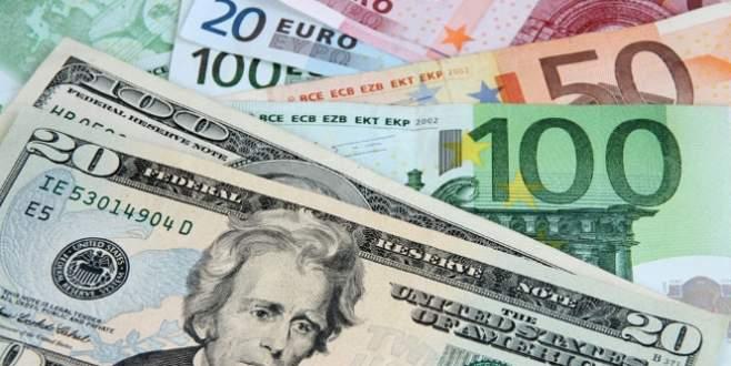 Dolar ve euroda tarihi rekor