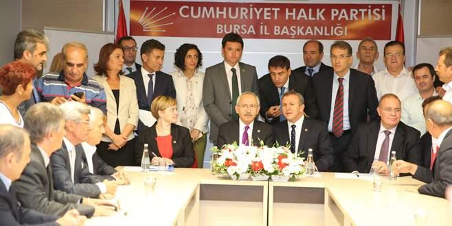 Kılıçdaroğlu'ndan sessiz ziyaret