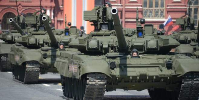 ABD: Rus tankları Lazkiye'de