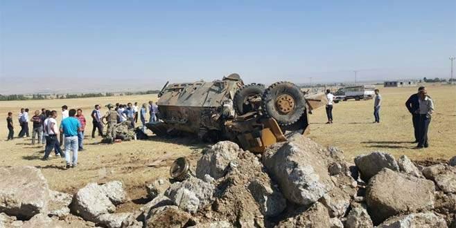 Muş'ta hain saldırı: 12 asker yaralı