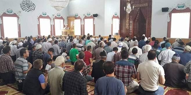 Keles'te Yazıbaşı Camii ibadete açıldı