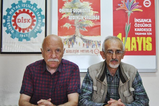 Emekliler Bayram Öncesi İkramiye İstiyor