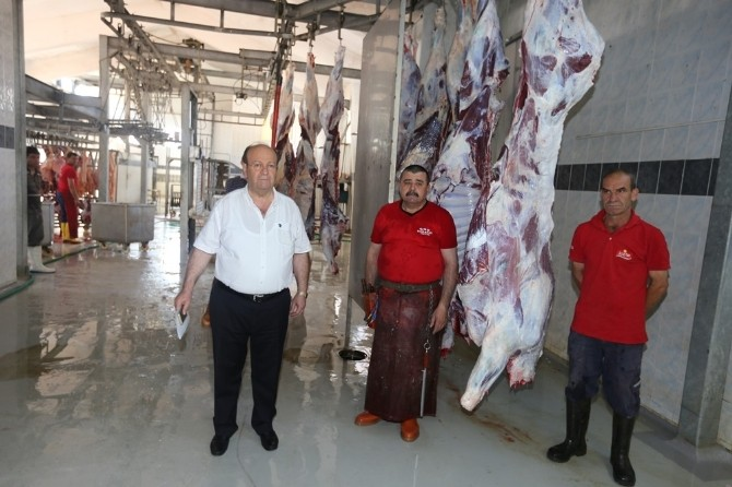 Efeler Belediyesi Kurban Bayramına Hazır