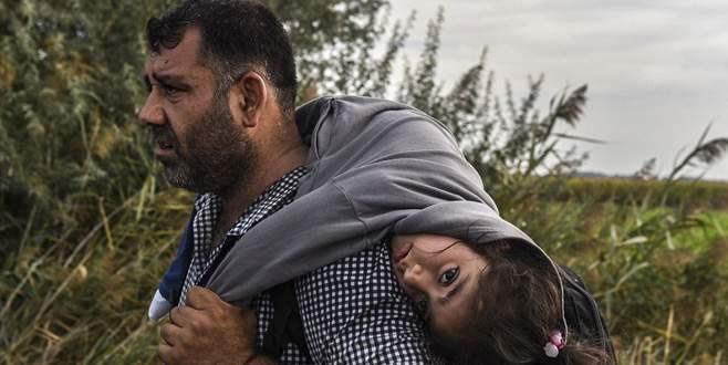 Macaristan'da 200 mülteci gözaltına alındı