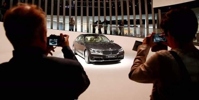 66. Uluslararası Frankfurt Otomobil Fuarı kapılarını açtı
