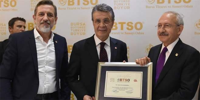 Kılıçdaroğlu'nun Bursa şifreleri…