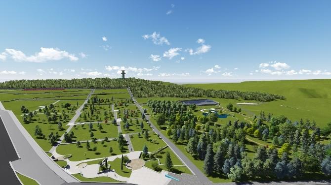 Denizli'ye Ağaç Müzesi Yapılacak