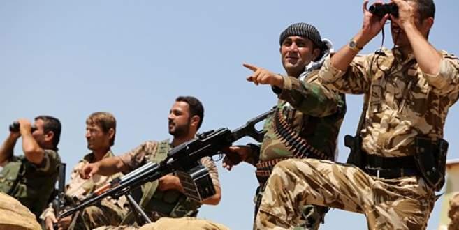 5 bin Peşmerge Suriye'ye gidiyor
