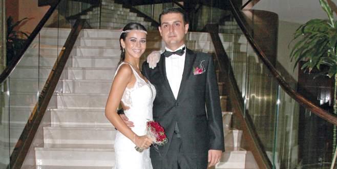 Hilton Otel'de görkemli düğün