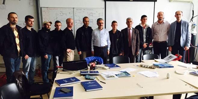 Kosovalılar BUSMEK'le iş sahibi oldu