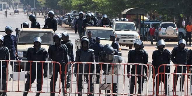 Burkina Faso'da askeri darbe girişimi