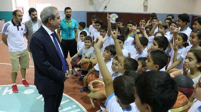 """Başkan Demirkol: """"Sağlıklı Nesiller Yetiştiriyoruz"""""""