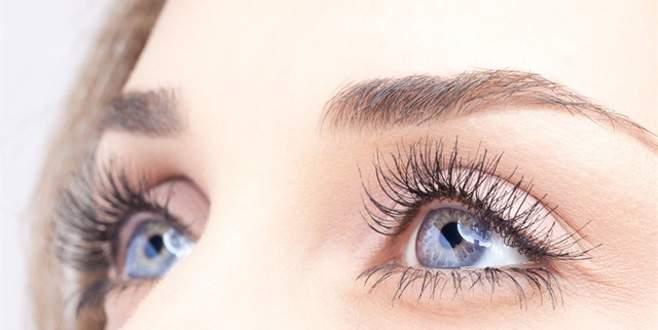 'Gözler' hastalığı ele veriyor