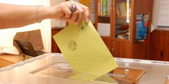 İki partiden seçimde ittifak