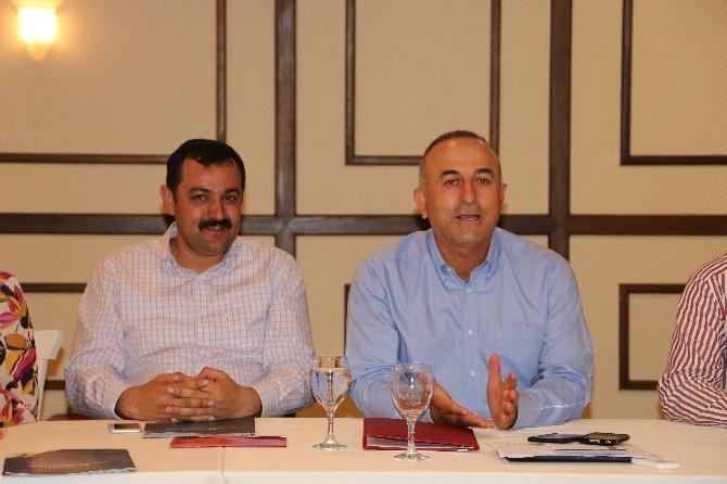 """AK Parti İl Başkanı Sümer: """"Antalya'da Yine Birinci Parti Olacağız"""""""