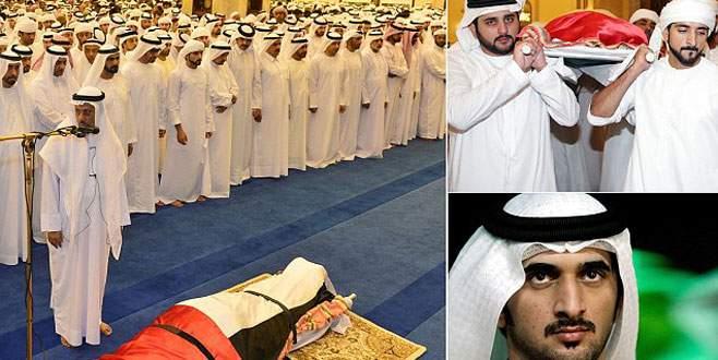 Dubai Emiri'nin oğlu kalpten öldü