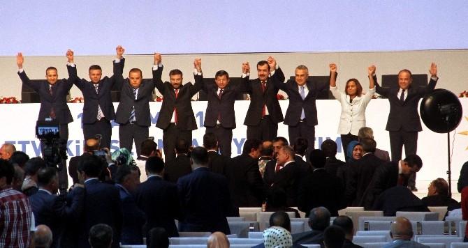 Başbakan Davutoğlu, Aydın Adaylarını Tanıttı