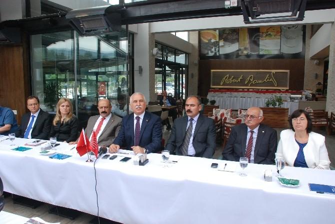 CHP Tokat Milletvekili Adayları Basına Tanıtıldı