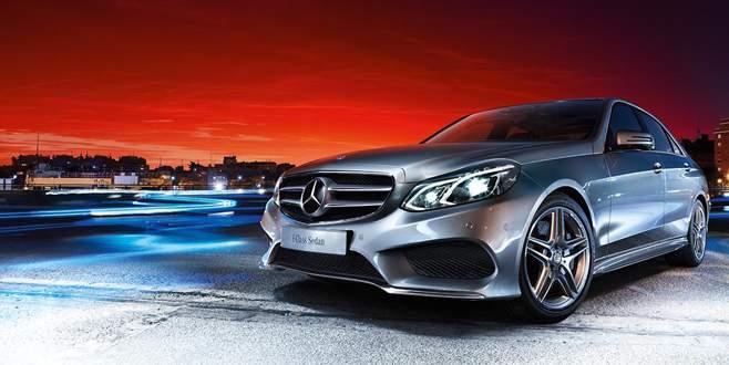 Mercedes'in motoru Bursa'dan