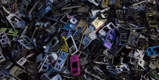 Elektronik atıklar ekonomiye kazandırılıyor