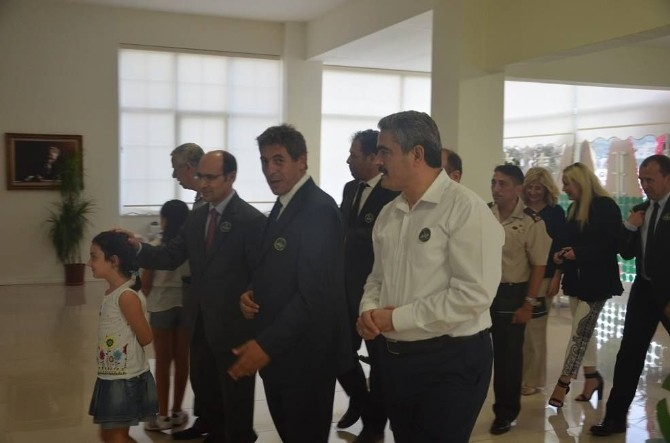 Başkan Alıcık, Söke'de Okul Açılışına Katıldı
