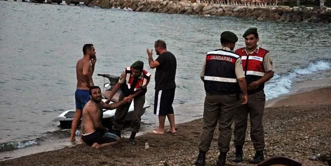 Gezi teknesi alabora oldu, 11 kişi ölümden döndü!