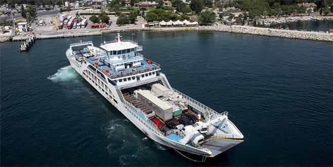 'Bursa'da iskele arıyoruz, tüm hatlara talibiz'