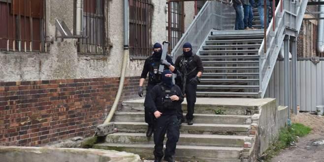 Berlin'de aşırı dincilere operasyon