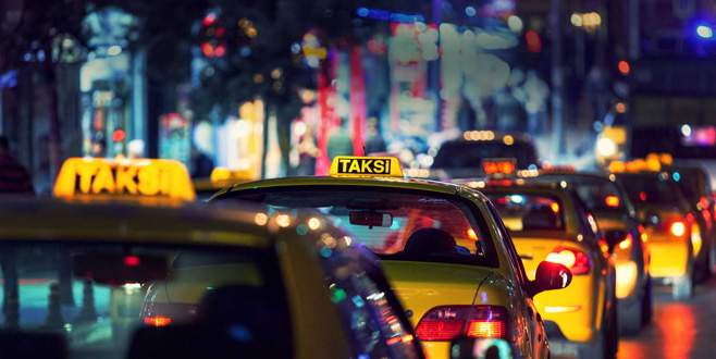 Taksicilerin korkulu rüyası yakalandı